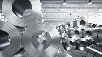 Fjardaal Aluminum Smelter